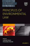 Environmental Principles in U.S. and Canadian Law by Errol Meidinger, Daniel Spitzer, and Charles Malcomb