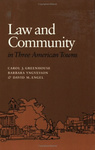 Law and Community in Three American Towns