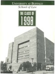 Introducing the Class of 1998 by University at Buffalo School of Law