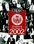 Introducing the Class of 2002 by University at Buffalo School of Law
