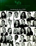 Introducing the Class of 2004
