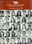 Introducing the Class of 2006 by University at Buffalo School of Law