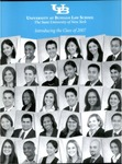 Introducing the Class of 2007 by University at Buffalo School of Law