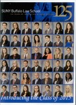 Introducing the Class of 2015 by University at Buffalo School of Law