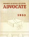 The Advocate 1953