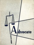 The Advocate 1954 by University at Buffalo School of Law