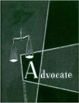 The Advocate 1957 by University at Buffalo School of Law