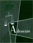 The Advocate 1957