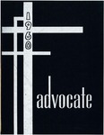 The Advocate 1960 by University at Buffalo School of Law