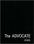 The Advocate 1965 by University at Buffalo School of Law
