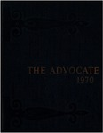 The Advocate 1970 by University at Buffalo School of Law