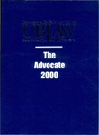 The Advocate 2000 by University at Buffalo School of Law