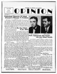 The Opinion Volume 6 Number 2 – September 1, 1955 by The Opinion