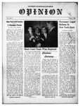 The Opinion Volume 9 Number 2 – January 1, 1959 by The Opinion