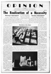 The Opinion Volume 10 Number 2 – April 1, 1961 by The Opinion