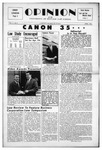 The Opinion Volume 11 Number 2 – April 1, 1962 by The Opinion