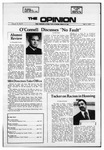 The Opinion Volume 12 Number 12 – May 4, 1972