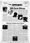 The Opinion Volume 13 Number 7 – February 22, 1973 by The Opinion