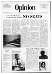 The Opinion Volume 14 Number 1 – September 20, 1973