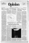 The Opinion Volume 14 Number 4 – November 20, 1973
