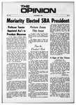 The Opinion Volume VII Number 2 – December 1, 1966 by The Opinion
