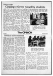 The Opinion Volume X Number 3 – December 19, 1969 by The Opinion