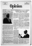 The Opinion Volume 15 Number 1 – October 2, 1974