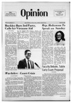The Opinion Volume 15 Number 12 – April 24, 1975