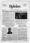 The Opinion Volume 16 Number 4 – November 20, 1975