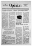 The Opinion Volume 16 Number 5 – February 5, 1976