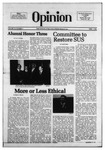 The Opinion Volume 16 Number 7 – April 1, 1976 by The Opinion