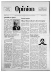 The Opinion Volume 17 Number 2 – September 23, 1976