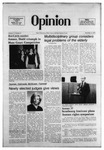 The Opinion Volume 17 Number 6 – December 2, 1976