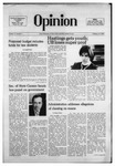 The Opinion Volume 17 Number 7 – February 17, 1977