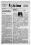 The Opinion Volume 17 Number 10 – March 31, 1977 by The Opinion