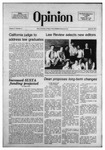 The Opinion Volume 17 Number 11 – April 28, 1977 by The Opinion