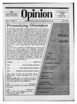 The Opinion Volume 17 Number 12 – July 12, 1977