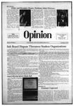 The Opinion Volume 18 Number 1 – September 23, 1977