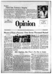 The Opinion Volume 18 Number 3 – October 20, 1977