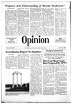 The Opinion Volume 20 Number 6 – January 24, 1980