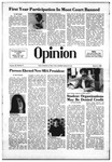 The Opinion Volume 20 Number 9 – March 6, 1980