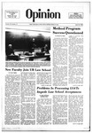 The Opinion Volume 20 Number 12 – April 24, 1980