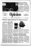 The Opinion Volume 21 Number 3 – October 16, 1980