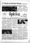 The Opinion Volume 21 Number 4 – October 30, 1980