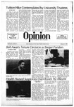 The Opinion Volume 21 Number 6 – February 5, 1981