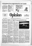 The Opinion Volume 21 Number 8 – March 5, 1981