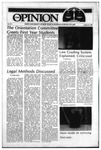 The Opinion Volume 24 Number 1 – August 22, 1983 by The Opinion