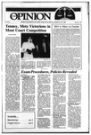 The Opinion Volume 25 Number 7 – December 3, 1984