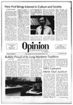 The Opinion Volume 22 Number 6 – November 30, 1981
