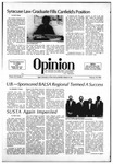 The Opinion Volume 22 Number 8 – February 18, 1982